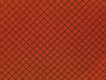Red and black checkered, background Stock Images