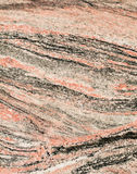 Red and black granite Royalty Free Stock Photos