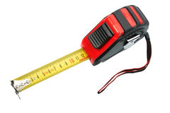 Red-black meter. New condition. Royalty Free Stock Images