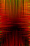 Red and black striped background stock image