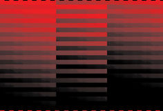 Red Black Stripes Royalty Free Stock Photos