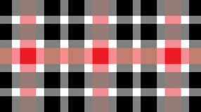 Red and black tablecloth gingham checkered background.Texture for:plaid,tablecloths,clothes, shirts,bedding,blankets.eps-10 Vector vector illustration