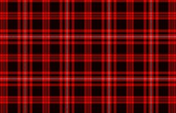 Red and black tartan plaid scottish seamless pattern background. Illustration design. Red black tartan plaid scottish seamless pattern background illustration stock illustration