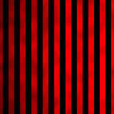 Red Black Vertical Metallic Faux Foil Stripes Background Stock Photo