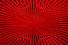 Red & Black Zoom Lines Stock Photos