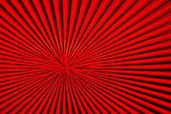 Red & Black Zoom Lines Stock Images