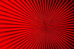 Red & Black Zoom Lines Royalty Free Stock Photography
