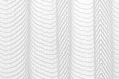 Red blanca de la textura Imagen de archivo