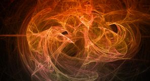 Red blaze fire explosion flame texture background design. Orange Stock Photo