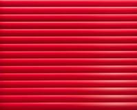 Red blinder panel. Background/ backdrop Stock Image