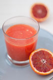 Red Blood Orange Juice Royalty Free Stock Image