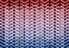 Red-blue abstract background Royalty Free Stock Image