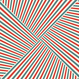 Red and blue diagonal stripes pattern. Lined geometric background. Strips motif. Strokes wallpaper. Stock Photo