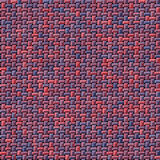 Red and blue knitwear or fabric generated texture Royalty Free Stock Photography