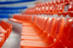 Seats Stock Image