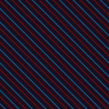 Red and Blue Striped Seamless Background Stock Image