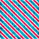 Red blue and white lines. abstract geometric background. vector illustration. Stock Photography