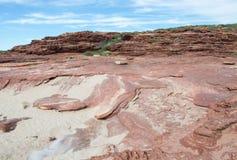 Free Red Bluff Beach: Western Australia Stock Image - 74049431