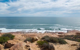 Red Bluff: Kalbarri, Western Australia Stock Photos