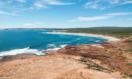 Free Red Bluff S Indian Ocean View Stock Image - 74048331