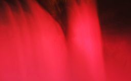 Red blur Stock Photography