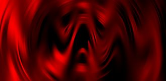Red blur abstract background vector design, colorful blurred shaded background, vivid color vector illustration. Many uses for advertising, book page royalty free illustration