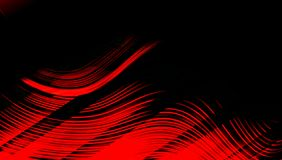 Red blur abstract background vector design, colorful blurred shaded background, vivid color vector illustration. royalty free stock photography