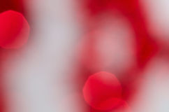 Red blur background Royalty Free Stock Images