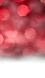 Red blur background Royalty Free Stock Photos