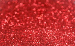Red blur bokeh as backround. Red blur abstract  bokeh background - shiny and beautiful Stock Images