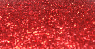 Red blur bokeh backround Royalty Free Stock Photography