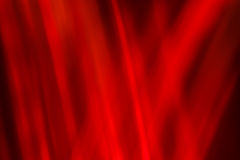 Red blured abstract background. Light in motion Royalty Free Stock Photos