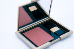 Blusher stock images