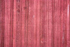 Red boards. For background or texture Stock Photo