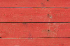 Red boards Stock Photo