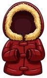 Red body warmer Stock Photos