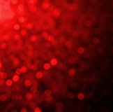 Red Bokeh Background Royalty Free Stock Photos
