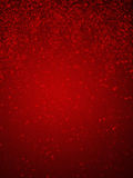 Red Bokeh Royalty Free Stock Photo