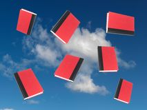 Red Book Royalty Free Stock Images