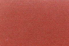 Red book cover for background Stock Photography