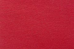 Red book cover background with vignette. High quality texture in extremely high resolution stock image
