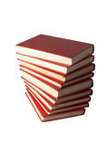 Red books Stock Image