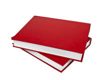 Red books Stock Photography