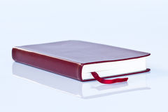 Red books royalty free stock photo