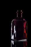 Red bottle Stock Images