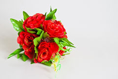 Red Bouquet Royalty Free Stock Images