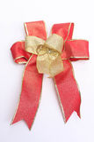 Red bow Royalty Free Stock Image