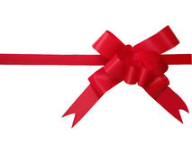 Free Red Bow Stock Image - 242971