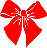 Red Bow/eps Stock Image