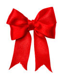 Red bow, ribbon Royalty Free Stock Photos